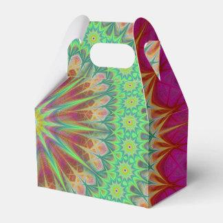 Caja Para Regalos Símbolo de la mandala