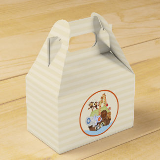 Caja Para Regalos SS Noah/fiesta de bienvenida al bebé de la arca de