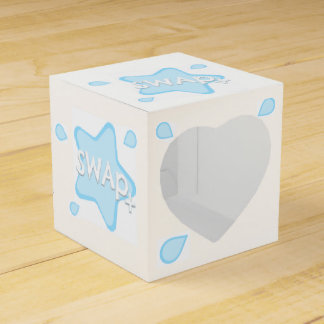 Caja Para Regalos swap+ Box de regalo con cardíaca 1 SPLAsh