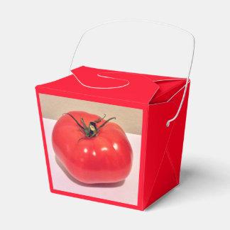 Caja Para Regalos Tomate de rubíes colorido 4Clara
