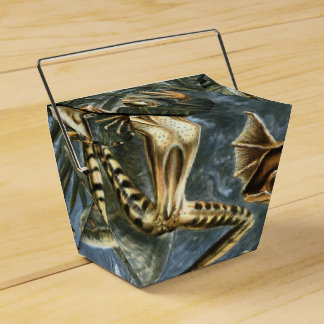 Caja Para Regalos Variedad de Ernst Haeckel de ranas exóticas: