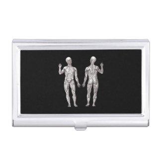 Caja Para Tarjetas De Visita Anatomía humana - el sistema muscular