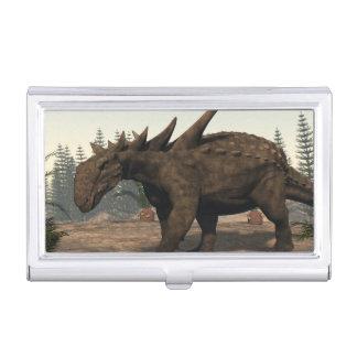 Caja Para Tarjetas De Visita Dinosaurio de Sauropelta - 3D rinden