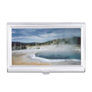 Caja Para Tarjetas De Visita Parque nacional de Yellowstone
