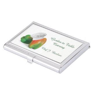 Caja Para Tarjetas De Visita Servicio fresco del abastecimiento del jardín