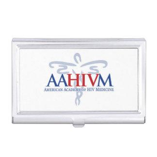 Caja Para Tarjetas De Visita Tenedor de la tarjeta de visita de AAHIVM