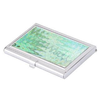 Caja Para Tarjetas De Visita Tenedor de la tarjeta de visita de Cerdeña