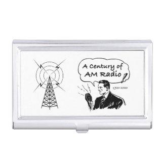 Caja Para Tarjetas De Visita Un siglo de radio de la