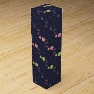 Caja Para Vino Relativistic Universe