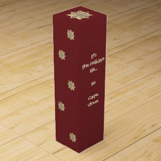 Caja Para Vino SIS de Carpe Vinum…