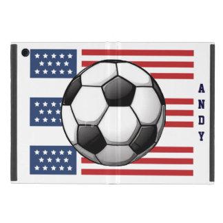 Caja patriótica del aire del iPad del diseño del iPad Mini Cobertura