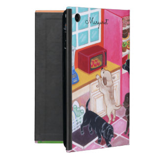 Caja personalizada del ipad del fiesta de la iPad mini cárcasas