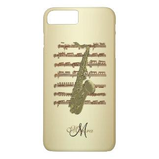 Caja personalizada del iPhone de la partitura del Funda iPhone 7 Plus