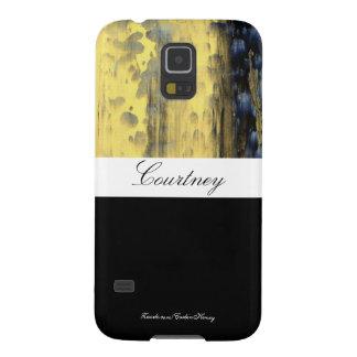 Caja personalizada extracto verde de Samsung S5 Funda Para Galaxy S5