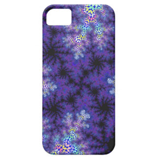 Caja púrpura del iPhone 5 de Spraypaint Funda Para iPhone SE/5/5s