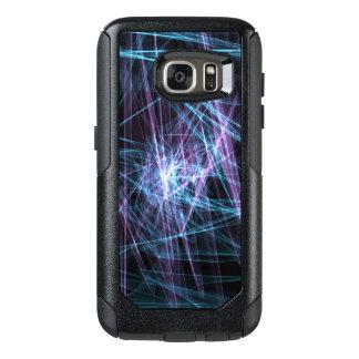Caja púrpura y azul de Otterbox de las Funda Otterbox Para Samsung Galaxy S7