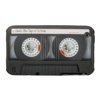 Caja retra de la Mezcla-Cinta de la cinta de iPhone 3 Fundas