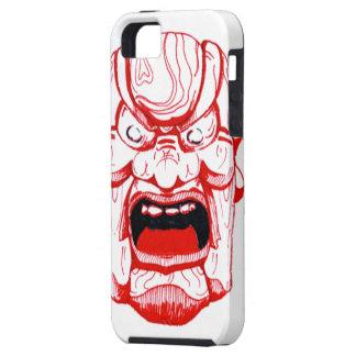 Caja roja del iPhone 5 de la máscara Funda Para iPhone SE/5/5s