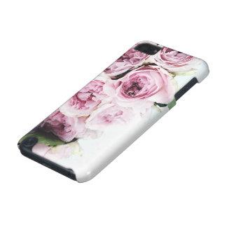 Caja romántica de iPod del ramo de los rosas Funda Para iPod Touch 5
