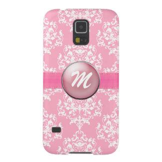 Caja rosada del teléfono de Samsung S5 del Funda Para Galaxy S5