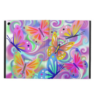Caja rosada psicodélica del aire de Ipad de las ma Funda Para iPad Air