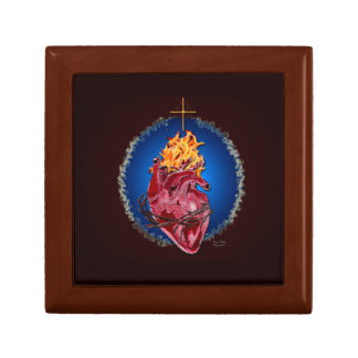 Caja sagrada del tesoro del corazón