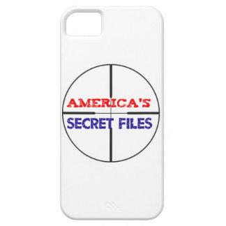 Caja secreta del teléfono iPhone 5 coberturas