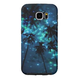 Caja tropical de la galaxia S6 de Samsung del Funda Samsung Galaxy S6