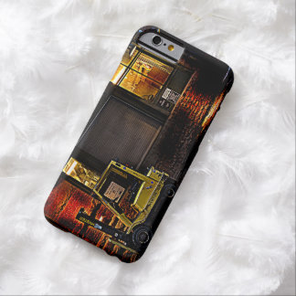 Caja urbana del teléfono funda de iPhone 6 barely there