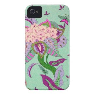 Caja verde de Jacobian Iphone iPhone 4 Case-Mate Carcasa
