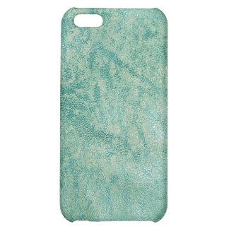Caja verde de la mota del iPhone de la textura 7 d