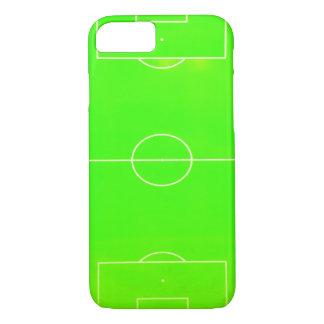 Caja verde de neón del iPhone 7 del campo de Funda iPhone 7
