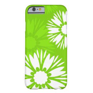 Caja verde del iPhone 6 del verano Funda Para iPhone 6 Barely There