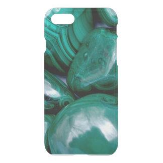 Caja verde del iPhone del ojo del tigre Funda Para iPhone 7