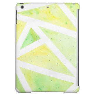 Caja verde del triángulo