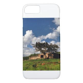 Caja verde funda iPhone 7