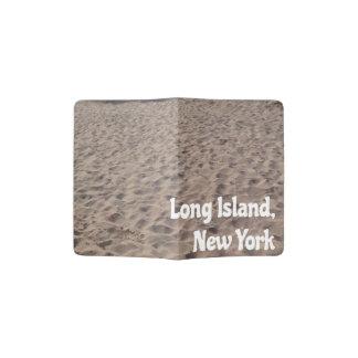 Caja y tenedor del pasaporte de Long Island Portapasaportes