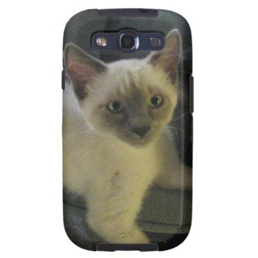 Cajas animales adorables de la galaxia S3 de Samsu Samsung Galaxy S3 Carcasas