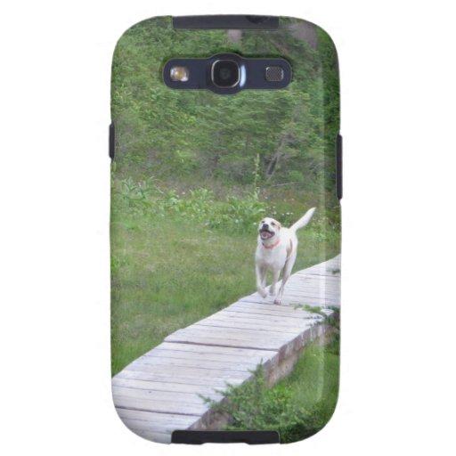 Cajas animales adorables de la galaxia S3 de Samsu Samsung Galaxy S3 Funda
