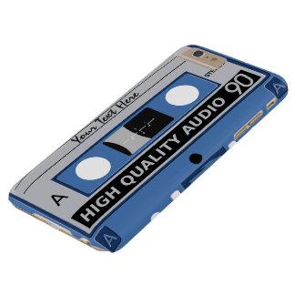 Cajas de encargo retras del teléfono de la cinta funda barely there iPhone 6 plus