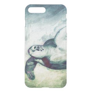 Cajas de la desviación del mar Turtle-iPhone7 del Funda Para iPhone 7 Plus