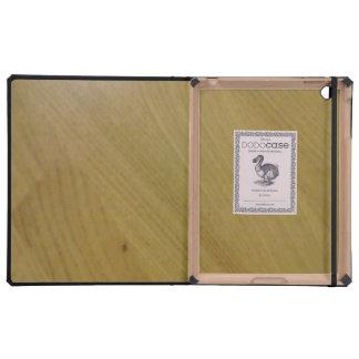 Cajas del folio del iPad de la plantilla de iPad Fundas