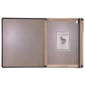 Cajas del folio del iPad de la plantilla de iPad Cobertura
