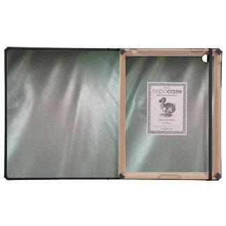 Cajas del folio del iPad de la plantilla de iPad Carcasas