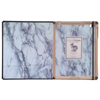 Cajas del folio del iPad de la plantilla de iPad Coberturas