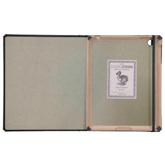 Cajas del folio del iPad de la plantilla de iPad Cárcasas