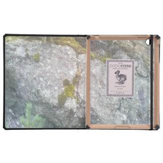 Cajas del folio del iPad de la plantilla de iPad Protectores