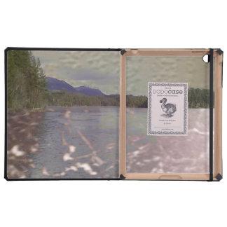 Cajas del folio del iPad de la plantilla de iPad Protector