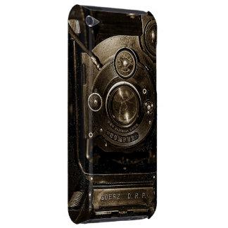 Cajas del teléfono del vintage iPod Case-Mate fundas