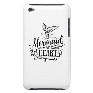 Cajas del teléfono - sirena en el corazón funda Case-Mate para iPod